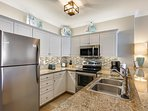 Twin Palms 404-Kitchen Fully Equipped