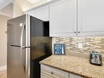 Twin Palms 404-Kitchen with backsplash