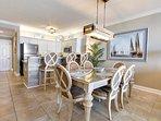 Twin Palms 404-Large Dining Area