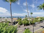 Kona Mansions #C211 - Lanai Ocean View