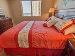Shores of Panama 1028-Master Bedroom with King Bed