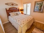 Shores of Panama 1028-3rd Bedroom with Queen Bed