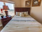 Shores of Panama 1028-2nd Bedroom with Queen Bed