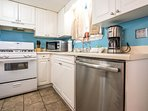 Gulf Highlands 169-Fully Equipped Kitchen
