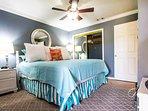 Gulf Highlands 169-Master Bedroom