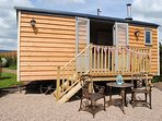 Little John's Petite Cosy Cabin