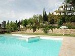 2 bedroom Apartment in Pieve A Presciano, Tuscany, Italy : ref 5484161