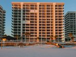 Windward Pointe from the beach