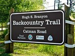 Hugh S. Branyon Backcountry Trail - 7.3 miles away