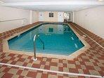 Community indoor pool