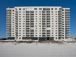 Summerchase Condominiums from the beach
