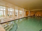 Indoor pool available with purchase of Clubhouse membership