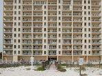 Boardwalk Condominiums from the beach