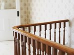 The grand staircase in your apartment