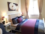 Quiet and comfortable 2nd bedroom