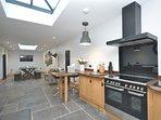 Open-plan kitchen/diner