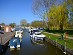 Beccles Quay nearby