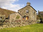 A great location in the heart of the village of Satterthwaite