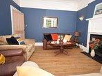 Stylish and comfortable lounge