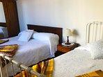 Double Bedroom [Single and Kingsize (groundfloor)]