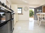 Any country kitchen needs and Aga