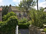 A stones throw from Weardale brewery pub and restaurant