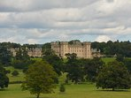 Visit the magnificent Floors castle