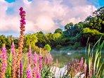 Picturesque scenery