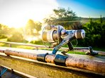 Enjoy a spot of fishing during your stay