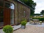 OLDHI Barn situated in Watchet (6mls S)