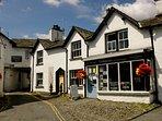 Hawkshead village