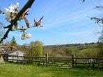 Surrounding countryside views