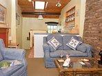 Open plan Lounge/ kitchen/ diner