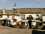 Plenty of pubs to chose from, a short stroll away