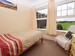 Single bedroom with country views