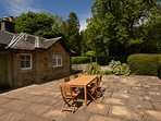 Perfect for alfresco dining