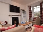 Cosy up in the stylish lounge after a day of exploring