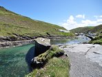 Enjoy Boscastle which is within 7 miles of the cottage