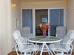 Living Area Opens to Private Oceanfront Lanai