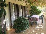 A1(6+1): garden terrace