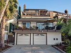 This vacation rental condo is located just steps from North Beach in San Clemente.