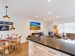 You'll love this bright coastal condo with its simple open floor plan.