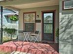 Unwind at this 1-bedroom, 1-bath vacation rental duplex in San Antonio.