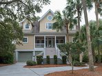 1005 Crooked Oak is a fabulous 4 BR/3.5 BA home on the tee of the 16th hole.