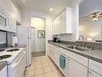 You'll love the convenience of having a fully equipped kitchen at your disposal.