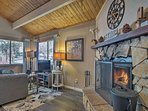 This quiet Sugarloaf hideaway cabin offers 2 bedrooms and 1 bathroom.