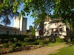 Chateau Gardens, Eymet