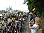 Tour de France 2017 departs Eymet