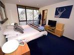 Thredbo Paringa Master Bedroom
