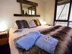 Thredbo Paringa Master Bedroom-2